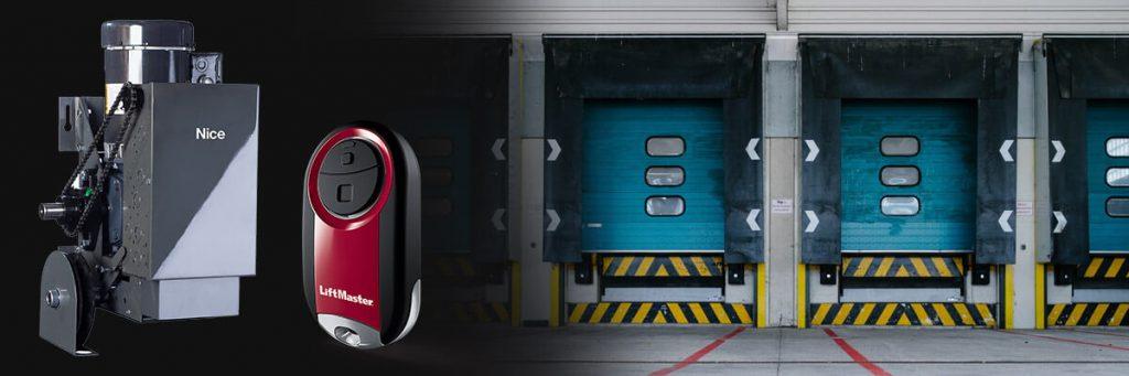 Commercial Garage Door Installation Garland
